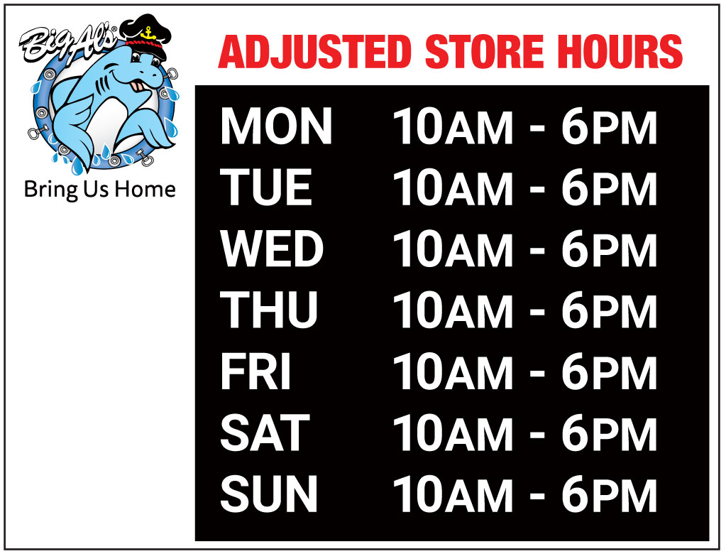 Store hours during COVID-19