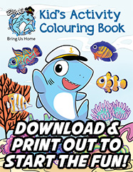 Download our Kid's Activity Colouring Book!